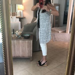 Shirt Dress( Black sandals available in my closet)